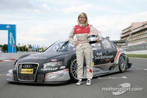 Maria de Villota wants to bein F1 in 2012