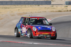 #198 RSR Motorsports Mini Cooper S: Ricky Johnson, Randy Smalley
