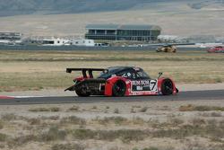 #7 Rum Bum Racing BMW Riley: Stephan Gregoire, Matt Plumb, Gene Sigal
