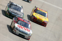 David Ragan, Travis Kvapil and Kevin Harvick