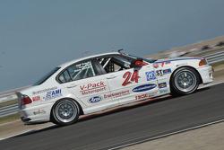 #24 V-Pack Motorsport BMW 330: Zach Arnold, Sam Schultz, Jason Workman
