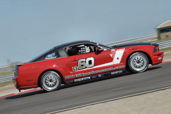 #60 Rehagen Racing Ford Mustang GT: Mike Canney, Hugh Plumb