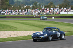Tourist Trophy practice: 61 Jaguar E-type