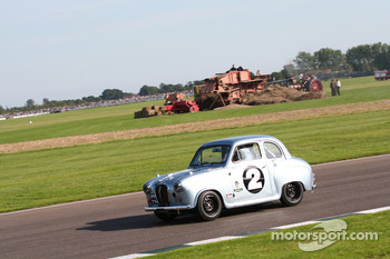 St. Mary's Trophy (Part 1): Jackie Oliver – 1958 Austin A35