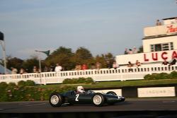 Glover trophy race: Brian Redman - 63 BRM p578