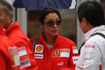 Michelle Yeoh Girlfriend of Jean Todt