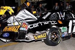 Matt Kenseth wrecked Ford