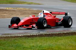 Karl-Heinz Becker, Becker Motorsport, WS Dallara Nissan 3.4 V6