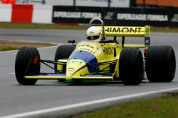 Henk De Boer, Racing for Business, F1 Coloni FC188 Cosworth 3.5 V8