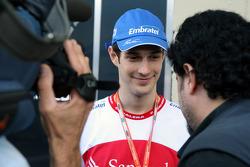Bruno Senna, GP2 Driver