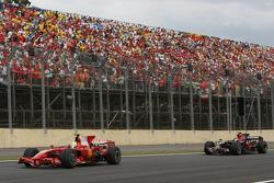 F1: Felipe Massa, Scuderia Ferrari, F2008