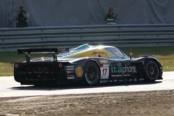 #17 Team Vitasystems Maserati MC 12: Pedro Lamy, Matteo Bobbi
