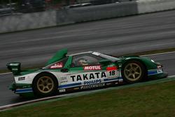#18 Takata Dome NSX: Ryo Michigami, Takashi Kogure
