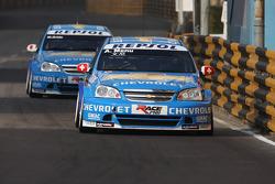 Alain Menu, Chevrolet, Chevrole Lacetti