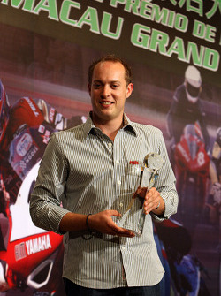 WTCC championship third place Robert Huff