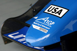 A1 Team USA front wing
