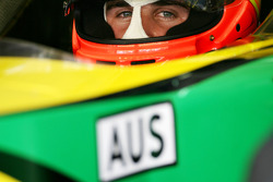 Ashley Walsh, driver of A1 Team Australia