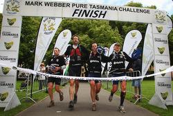 Mark Webber Pure Tasmania Challenge