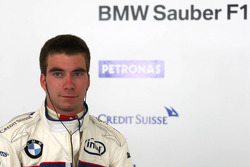 Last years winner Philipp Eng on his Formula One drive with the BMW Sauber F1 Team