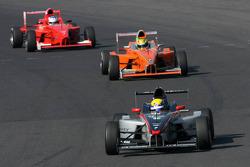 Jim Pla, DAMS Team, Esteban Gutierrez, Josef Kaufmann Racing