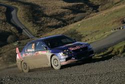 Andreas Aigner and Klaus Wicha, Mitsubishi Lancer Evo IX