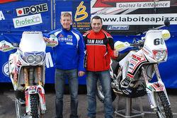 Fret-Motorsport: David Frétigné and David Barrot