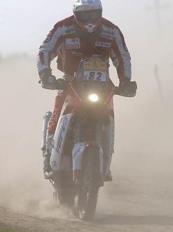 #82 KTM 690: Jakub Przygonski