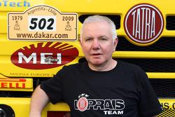 Loprais Tatra team member