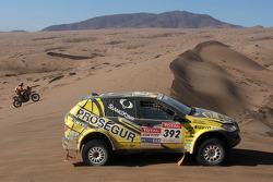 #392 Ssangyong Kyron 2.7DCI: Isidre Esteve Pujol and Eric Auge Medina