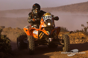 #275 KTM 525 XC: Camelia Liparoti