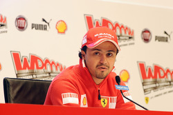 Press conference: Felipe Massa
