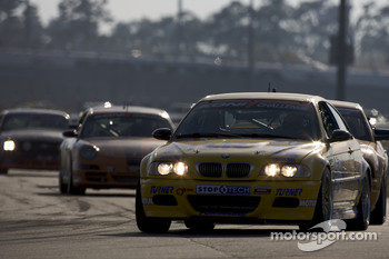 #96 Turner Motorsport BMW M3 Coupe: Bill Auberlen, Matthew Bell