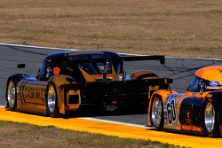 #16 Penske Racing Porsche Riley: Timo Bernhard, Ryan Briscoe, Romain Dumas, #60 Michael Shank Racing Ford Riley: Colin Braun, Ryan Hunter-Reay, Oswaldo Negri, Mark Patterson