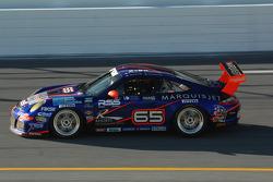#65 Riegel Stanton TRG Porsche GT3: Marco Holzer, Bryce Miller, John Potter, Craig Stanton