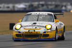 #89 Farnbacher Loles Racing Porsche GT3: Pierre Kaffer, Giacomo Petrobelli, Gabrio Rosa, Giorgio Rosa, Allan Simonsen