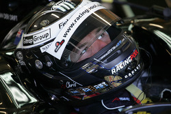 Chris Van Der Drift, driver of A1 Team New Zealand