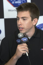 BMW Rahal Letternan press conference: Tom Milner