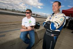 Ben Devlin and Butch Leitzinger