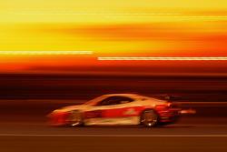 #52 Mastercar-Coast 2 Costa Racing Ferrari 430 Challenge: Costantino Bertuzzi, Max Papis, Luca Pirri, Nathan Swartzbaugh, Cort Wagner