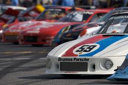 Porsche 935 detail
