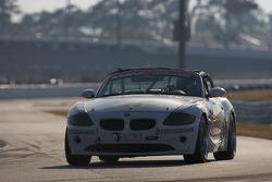 #23 V-Pack Motorsport BMW Z4: Zach Arnold, Sam Schultz