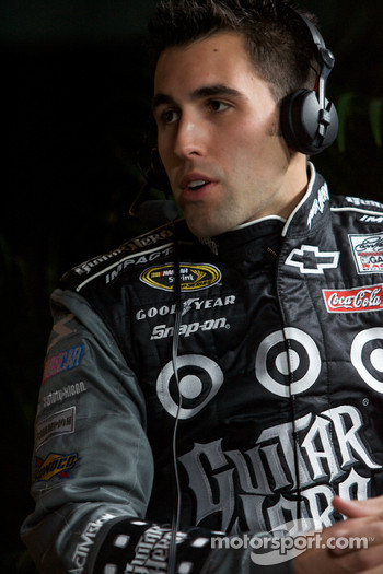 Aric Almirola, Earnhardt Ganassi Racing Chevrolet