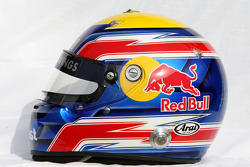 Helmet of Mark Webber