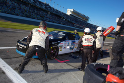 Pit stop for Bobby Gerhart