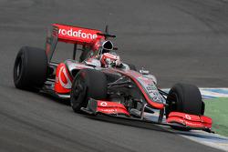 Heikki Kovalainen, McLaren Mercedes, MP4-24