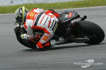 Toni Elias ofSan Carlo Gresini