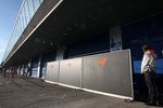 Screens up at McLaren Mercedes