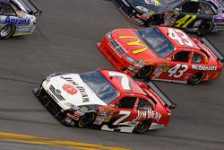 Robby Gordon, Robby Gordon Motorsports Dodge, Reed Sorenson, Richard Petty Motorsports Dodge