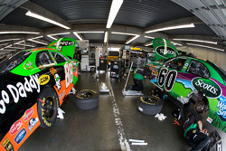 Garage of Brad Keselowski and Carl Edwards