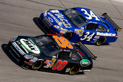 Boris Said, Carter/Simo Racing Ford, John Andretti, Earnhardt Ganassi Racing Chevrolet